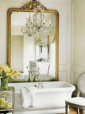 цветы в ванной комнате 27