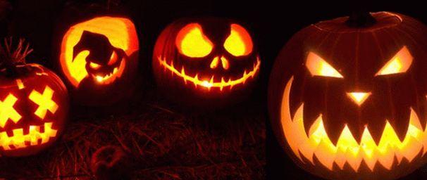 тыква на хэллоуин 13