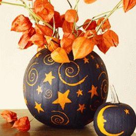 украшение дома к хэллоуину 6