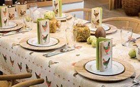 украшение стола к пасхе фото27