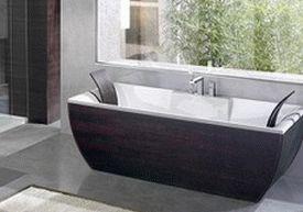 ванна оригинальный дизайн 50