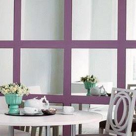зеркальная стена зеркальная плитка зеркальные панели 1