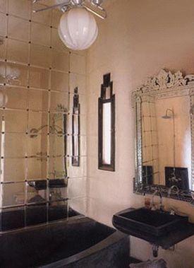 зеркальная стена зеркальная плитка зеркальные панели 16