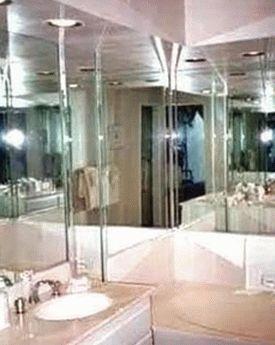 зеркальная стена зеркальная плитка зеркальные панели 18