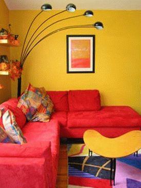 желтый цвет сочетания 12