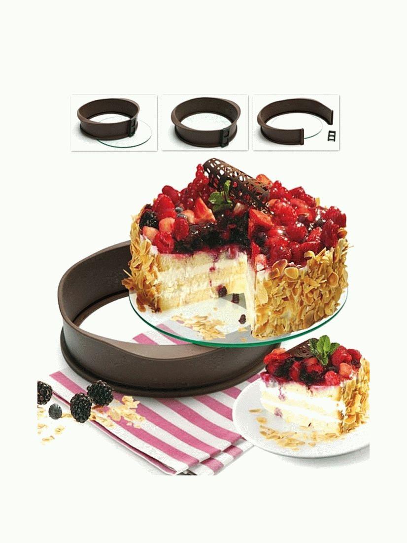 Форма с тортом