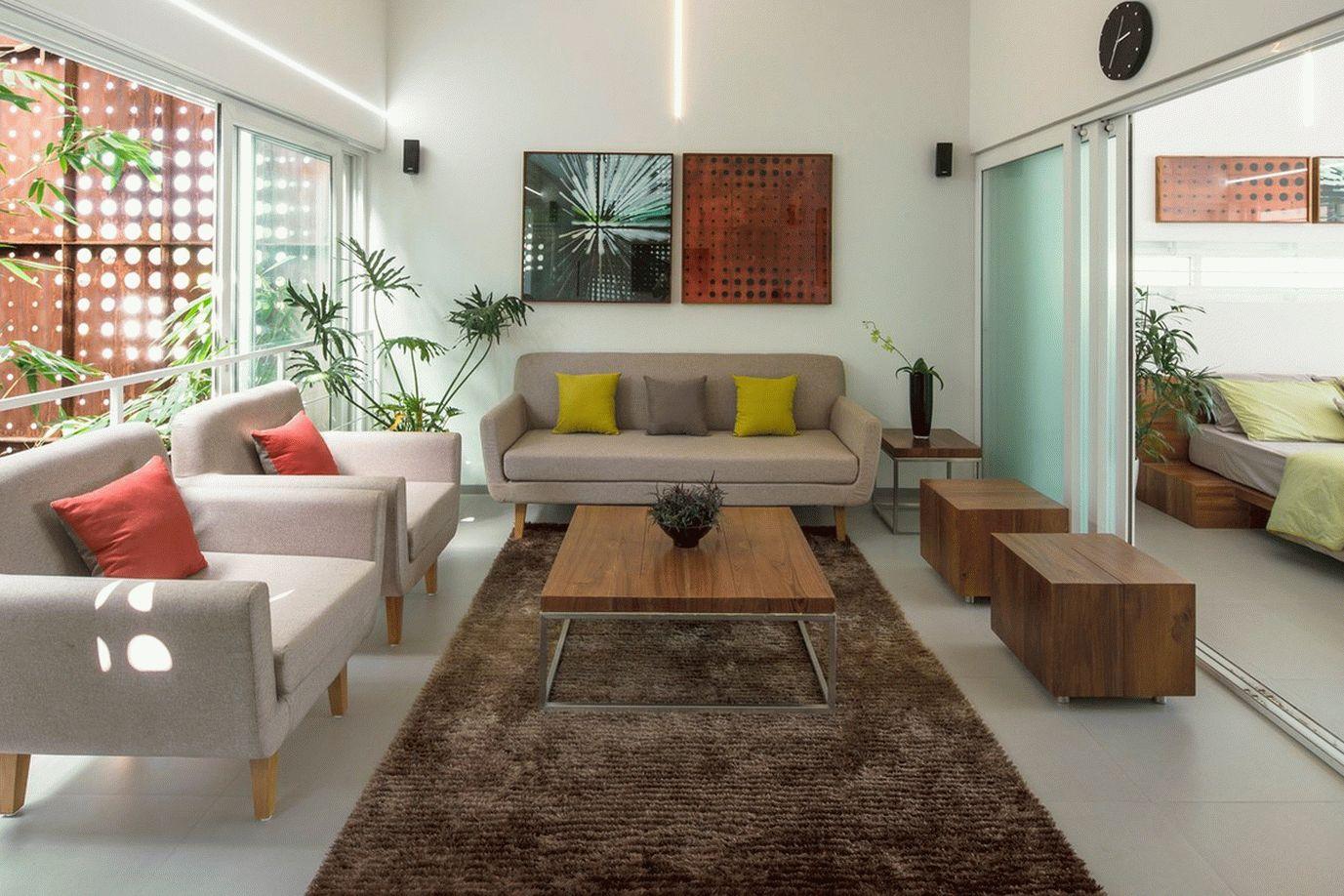 великолепный дом с крытым атриумом10