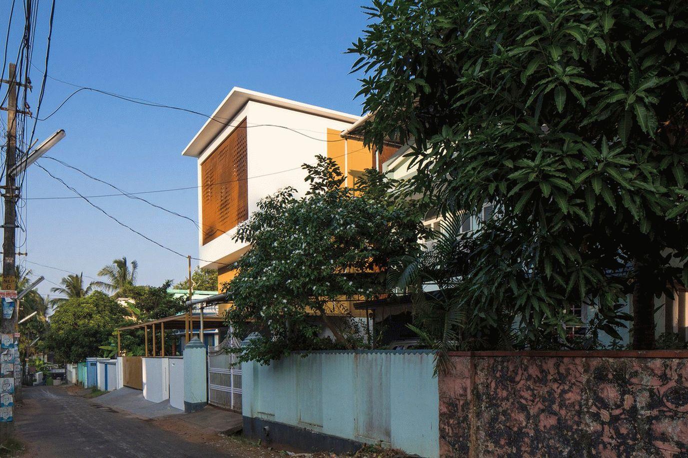 великолепный дом с крытым атриумом17