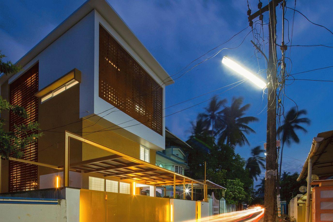 великолепный дом с крытым атриумом26