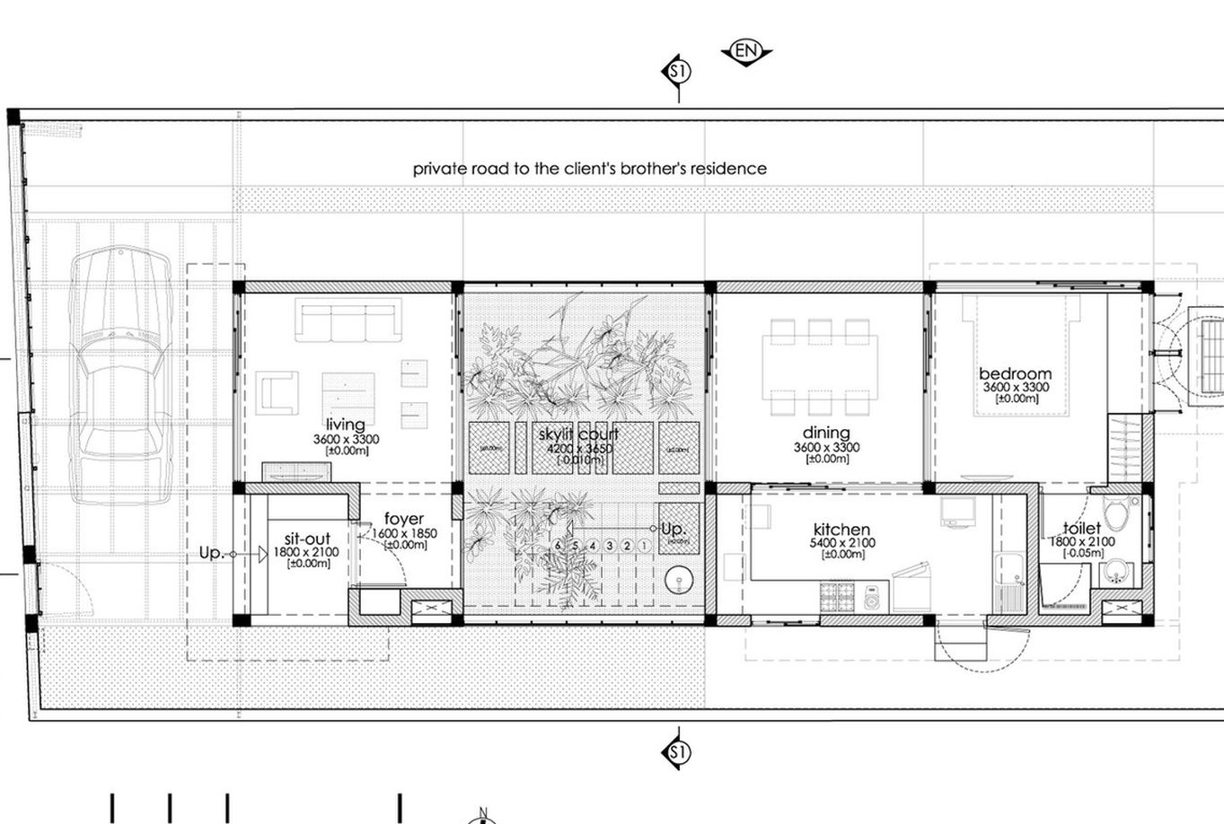 великолепный дом с крытым атриумом27