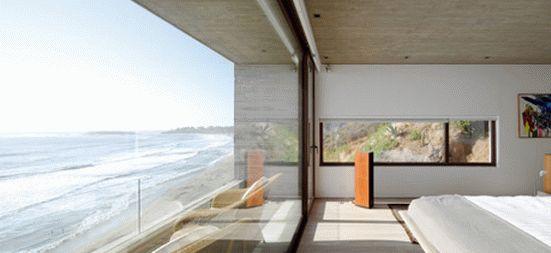 уединенный особняк на побережье чили13
