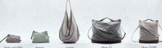 фактурные сумки от анджелы сам1