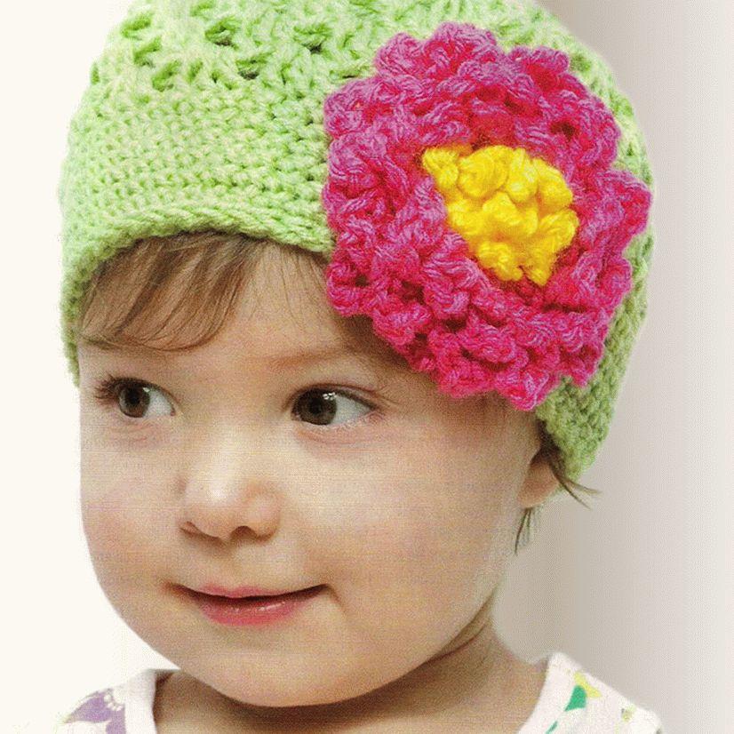 Связанная шапка