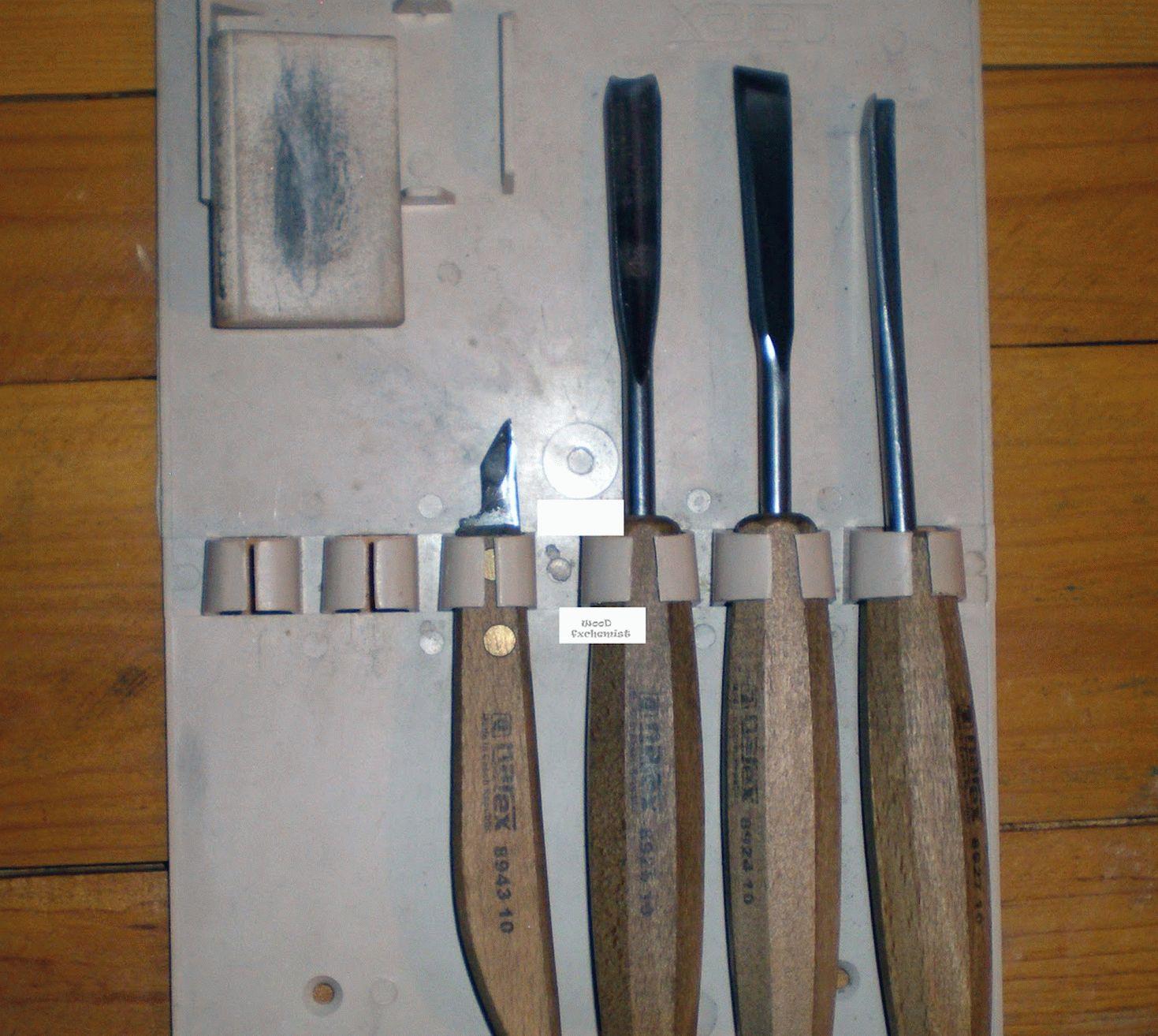 Пример инструментов для работы с деревом
