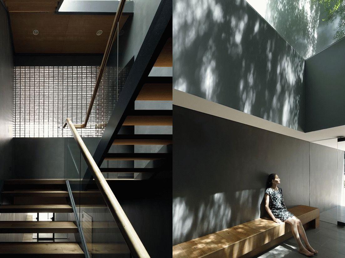 потрясающий дом с внутренним5