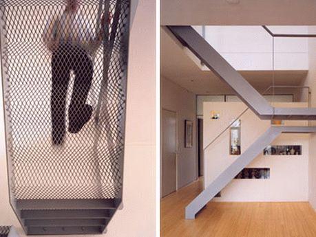 необычные современные лестницы7
