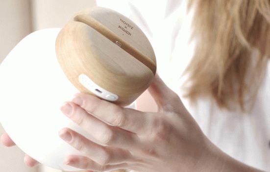 Mushroom лампа2
