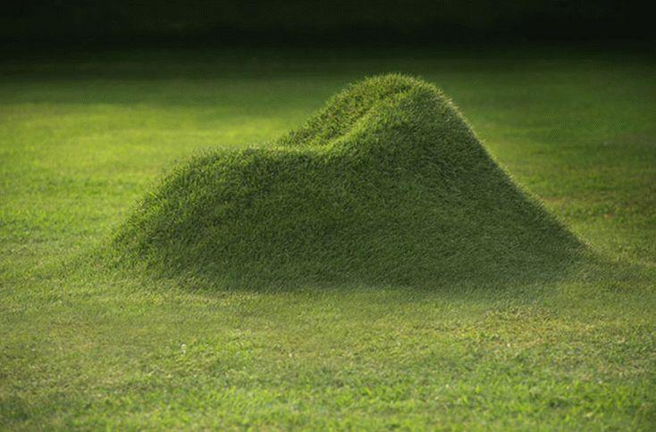 кресло из травы1