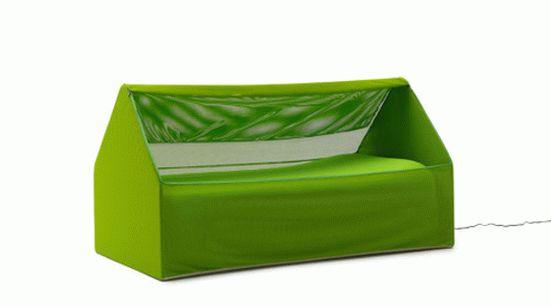 надувная кровать в форме9