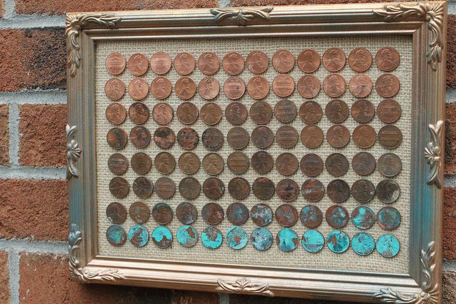 Сувениры из монет долговечны