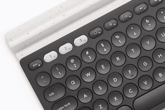 клавиатура logitech3