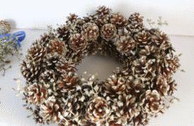 wreath-of-cones