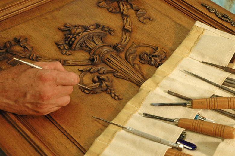 Косметический ремонт мебели