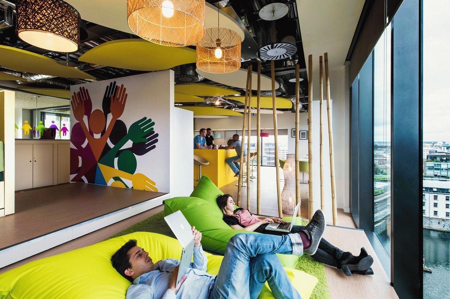 Бескаркасная мебель для отдыха