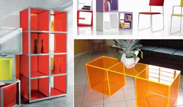 пластиковая мебель 07