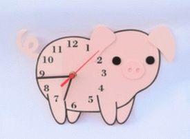 Pig-Clock