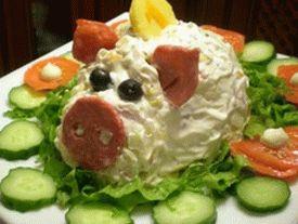 salat-svinka