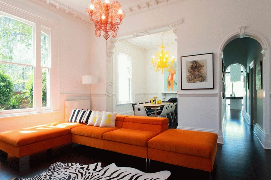Интерьер квартиры: какие цвета подобрать для оформления
